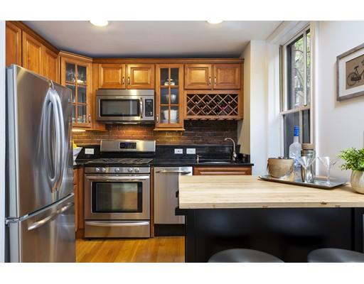 Picture 5 of 44 Garden St Unit 2 Boston Ma 2 Bedroom Condo
