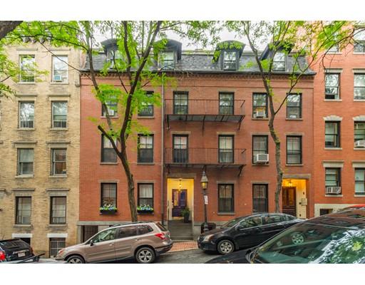 Picture 11 of 44 Garden St Unit 2 Boston Ma 2 Bedroom Condo