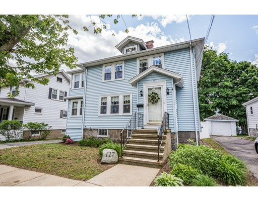 Picture 2 of 117 Greene St  Quincy Ma 3 Bedroom Single Family