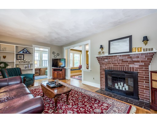 Picture 4 of 117 Greene St  Quincy Ma 3 Bedroom Single Family