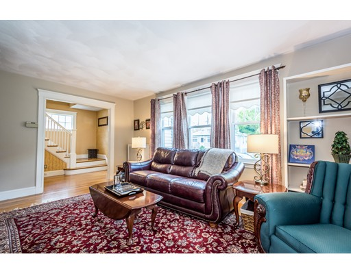 Picture 5 of 117 Greene St  Quincy Ma 3 Bedroom Single Family