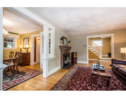 Picture 6 of 117 Greene St  Quincy Ma 3 Bedroom Single Family