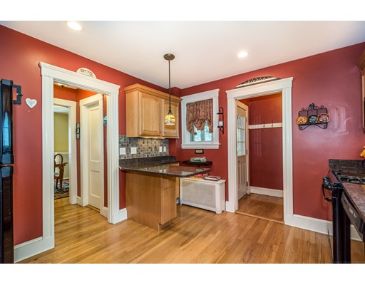 Picture 13 of 117 Greene St  Quincy Ma 3 Bedroom Single Family