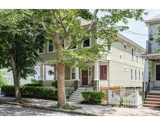 Picture 1 of 15 Packard Ave Unit 15 Somerville Ma  3 Bedroom Condo#