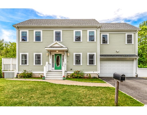 Picture 1 of 3 Chapel Way  Stoneham Ma  4 Bedroom Single Family