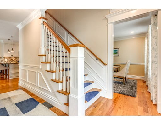 Picture 4 of 3 Chapel Way  Stoneham Ma 4 Bedroom Single Family