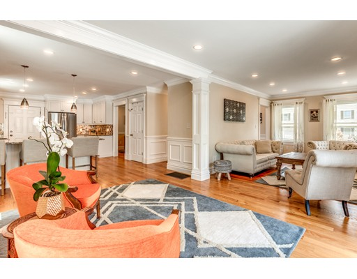 Picture 8 of 3 Chapel Way  Stoneham Ma 4 Bedroom Single Family