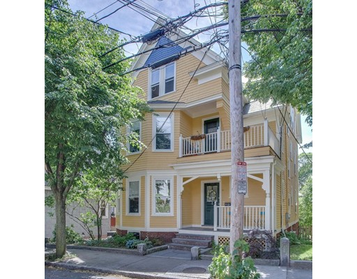 Picture 1 of 68 Columbus Ave Unit 1 Somerville Ma  4 Bedroom Condo#