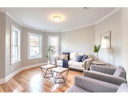 Picture 1 of 527 Bennington St Unit 1 Boston Ma  2 Bedroom Condo#