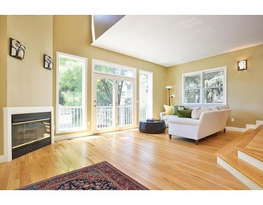 Picture 6 of 1589 Centre St Unit 8 Newton Ma 3 Bedroom Single Family