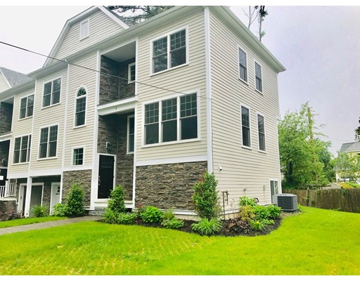 Picture 1 of 7 Trout Pond Ln Unit 1 Needham Ma  4 Bedroom Single Family#