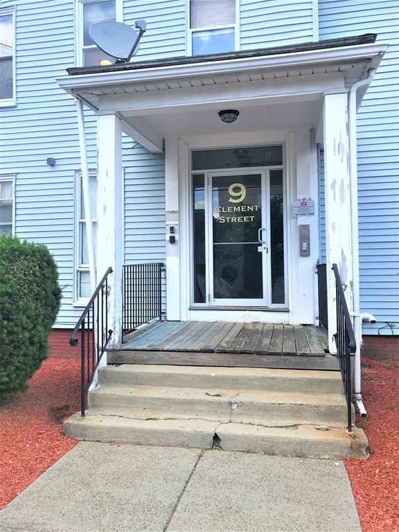 9 Clement Street Unit 4, Malden, Massachusetts