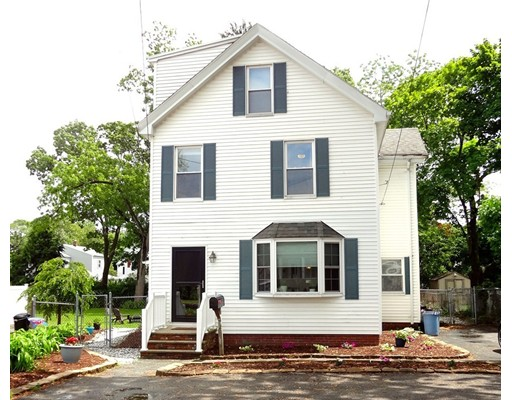 Picture 1 of 11 Tuttle St  Saugus Ma  3 Bedroom Single Family#
