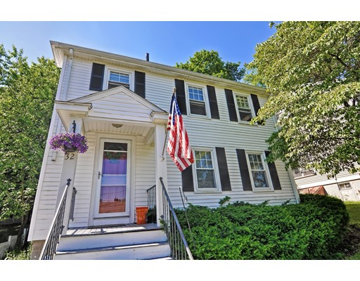 Hillside Ave, Quincy, MA 02170