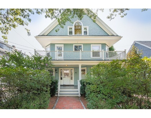 Pleasant St, Arlington, MA 02476