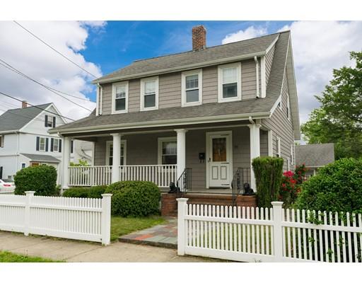 Davis Street, Quincy, MA 02170