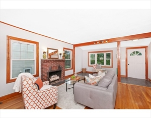 15 Gaston Street  is a similar property to 38 Sturges St  Medford Ma