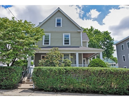 Olney St, Watertown, MA 02472