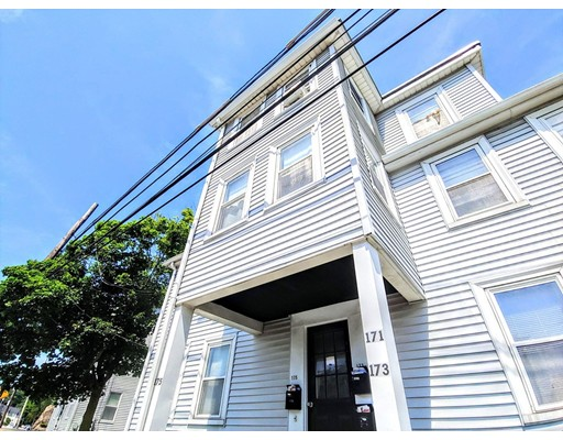 Picture 1 of 171-175 Granite St  Quincy Ma  7 Bedroom Multi-family