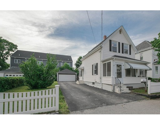 Picture 1 of 51 Rodman St  Quincy Ma  2 Bedroom Single Family#