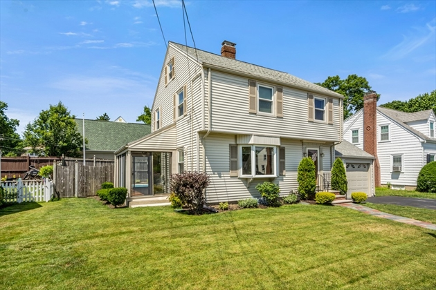 Picture 2 of 65 George Rd  Quincy Ma 3 Bedroom Single Family