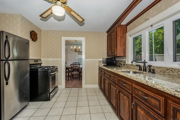 Picture 5 of 65 George Rd  Quincy Ma 3 Bedroom Single Family