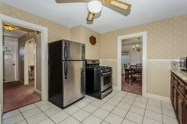 Picture 6 of 65 George Rd  Quincy Ma 3 Bedroom Single Family