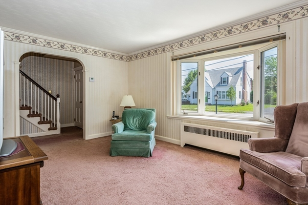 Picture 8 of 65 George Rd  Quincy Ma 3 Bedroom Single Family