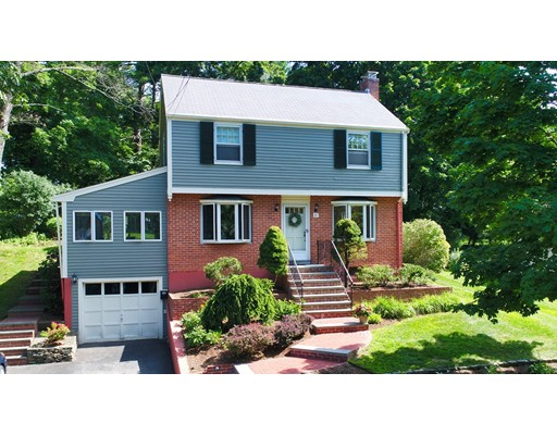 Picture 1 of 27 Strawberry Hill Rd  Natick Ma  3 Bedroom Single Family#