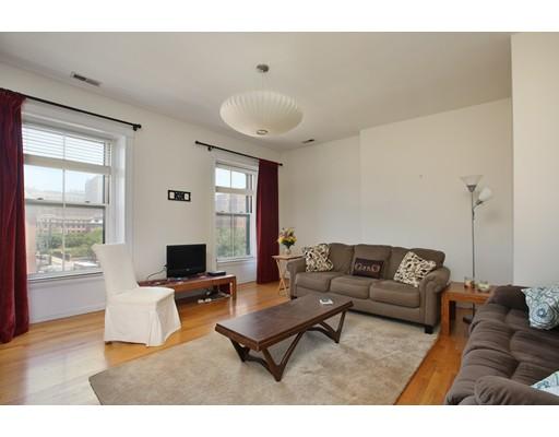 Picture 1 of 705 Massachusetts Unit 3 Boston Ma  3 Bedroom Condo#