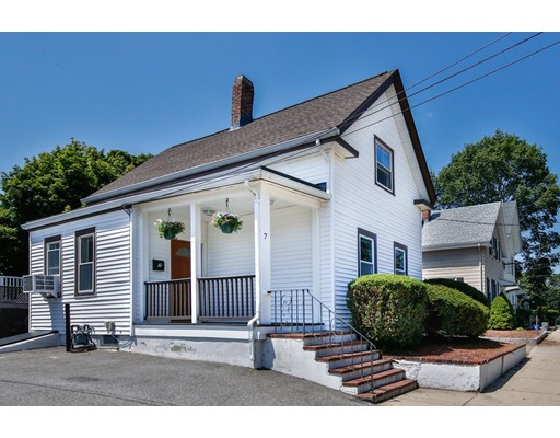 Picture 1 of 7 Pine St  Stoneham Ma  2 Bedroom Single Family#