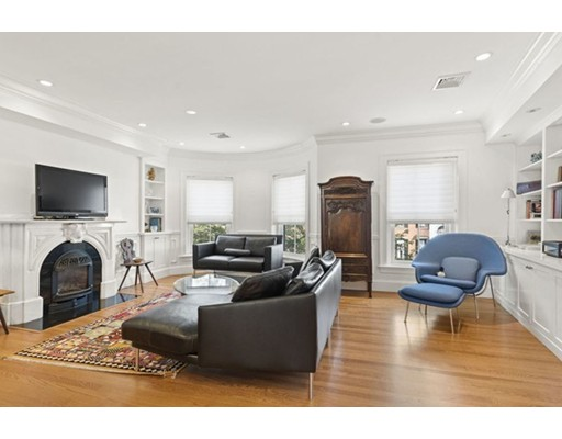 Picture 2 of 26 Rutland Sq Unit 3 Boston Ma 2 Bedroom Condo