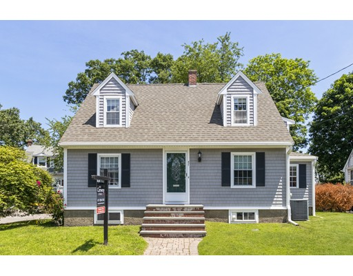 Picture 1 of 47 Courtland Circle  Milton Ma  3 Bedroom Single Family#