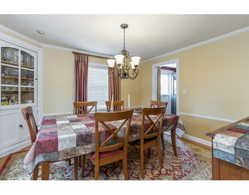 Picture 6 of 47 Courtland Circle  Milton Ma 3 Bedroom Single Family