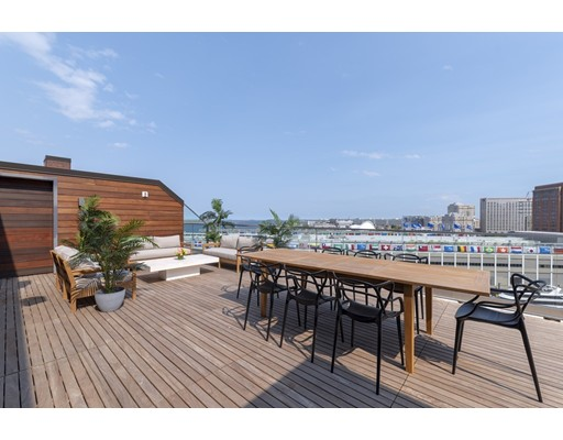 Picture 1 of 300 Pier 4 Blvd Unit Phm Boston Ma  3 Bedroom Condo#