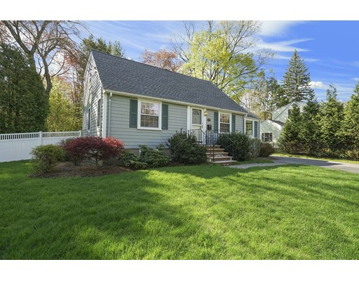 Picture 1 of 20 Manning St  Lexington Ma  3 Bedroom Single Family#