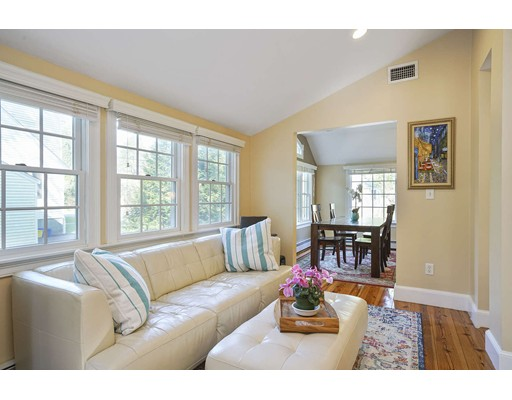 Picture 6 of 20 Manning St  Lexington Ma 3 Bedroom Single Family