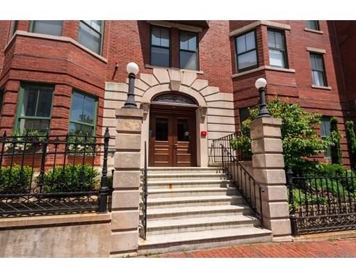 Picture 1 of 75 Clarendon St Unit 209 Boston Ma  1 Bedroom Condo#