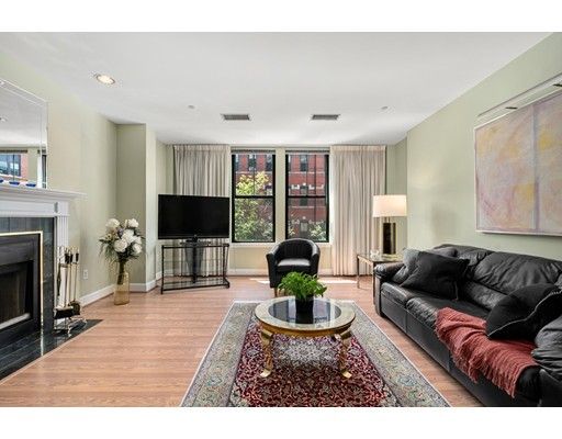 Picture 3 of 75 Clarendon St Unit 209 Boston Ma 1 Bedroom Condo
