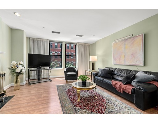 Picture 4 of 75 Clarendon St Unit 209 Boston Ma 1 Bedroom Condo