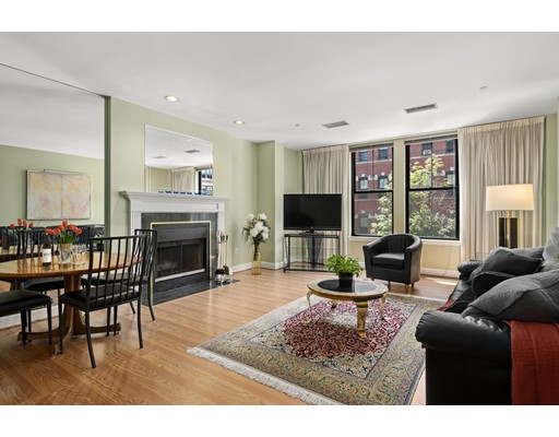 Picture 5 of 75 Clarendon St Unit 209 Boston Ma 1 Bedroom Condo