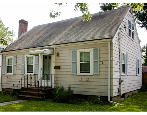 Picture 1 of 63 Rice Rd  Quincy Ma  4 Bedroom Single Family#