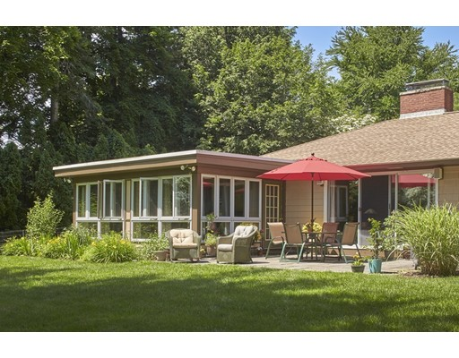 Picture 1 of 5 Blossom Ln  Weston Ma  3 Bedroom Single Family#