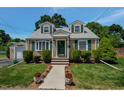 Picture 1 of 146 Green St  Woburn Ma  2 Bedroom Single Family#