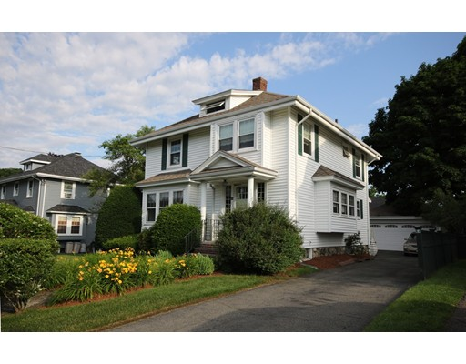Picture 2 of 19 Sagamore Park  Medford Ma 4 Bedroom Single Family