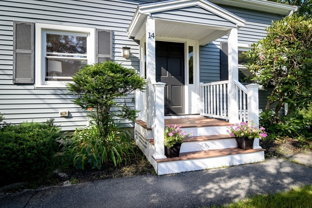 Picture 1 of 14 Fern St  Natick Ma  4 Bedroom Single Family#