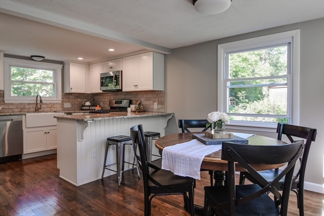 Picture 4 of 14 Fern St  Natick Ma 4 Bedroom Single Family