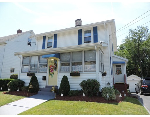 Picture 1 of 125 Harvard St  Quincy Ma  3 Bedroom Single Family#