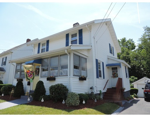 Picture 2 of 125 Harvard St  Quincy Ma 3 Bedroom Single Family