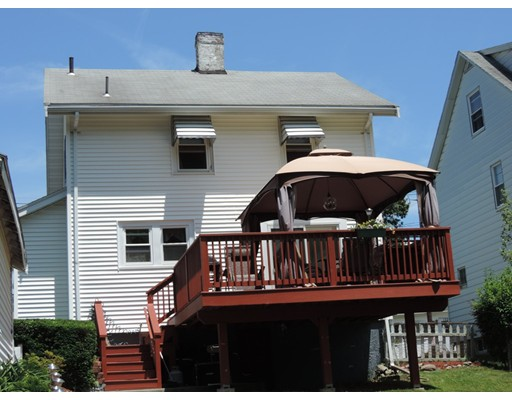 Picture 4 of 125 Harvard St  Quincy Ma 3 Bedroom Single Family